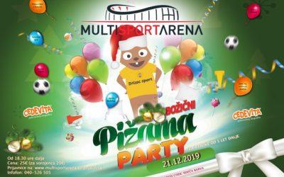 Special Christmas edition Pižama party s Cedevito