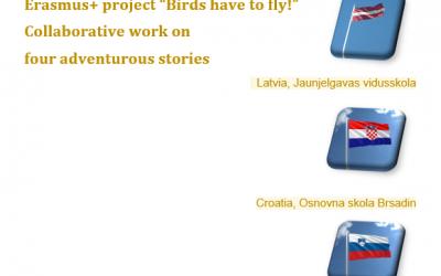Zgodbe – projekt Erasmus +